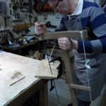 Roland Terrier, luthier